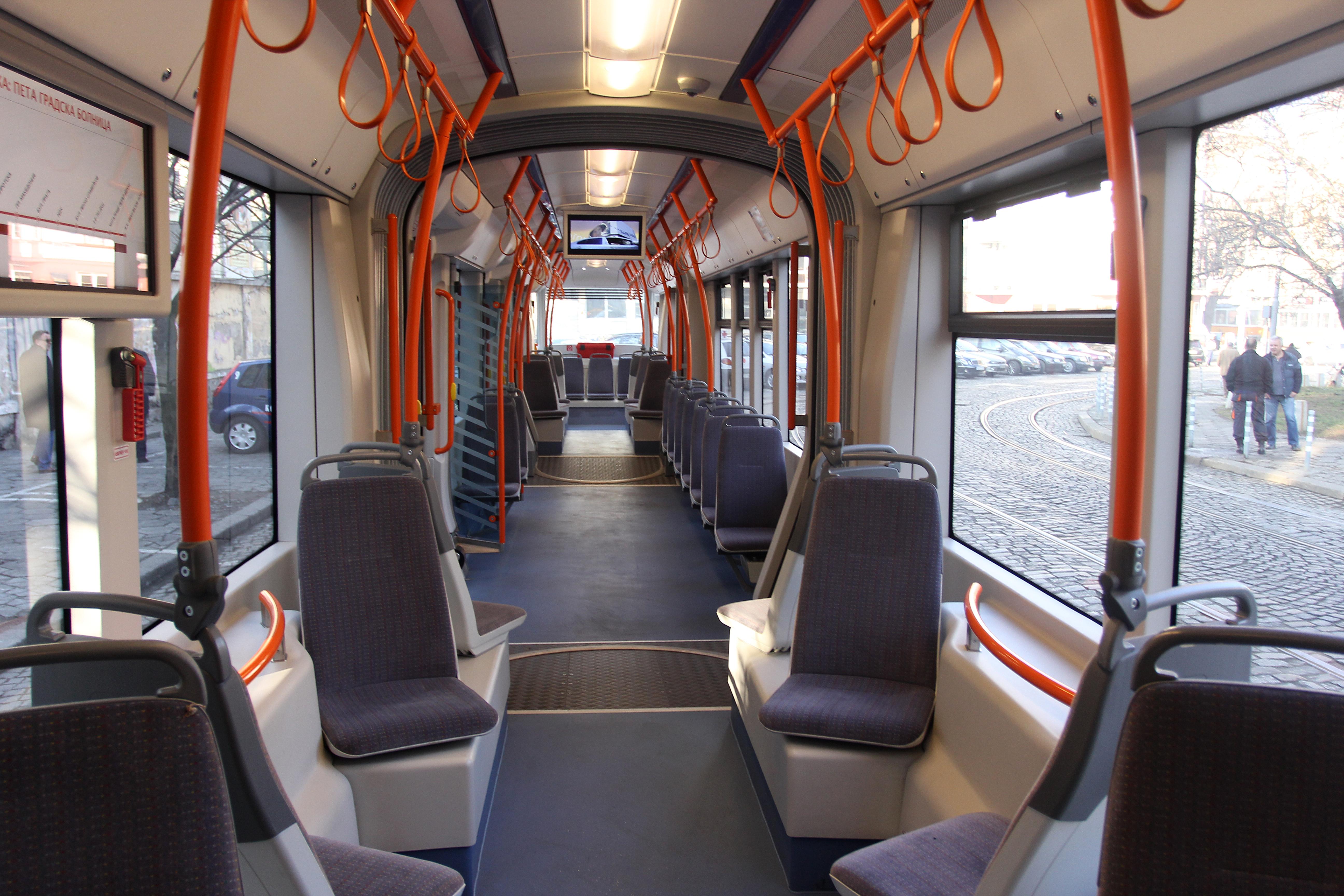 ЕС отпуска 46.6 млн. евро за трамваите в София