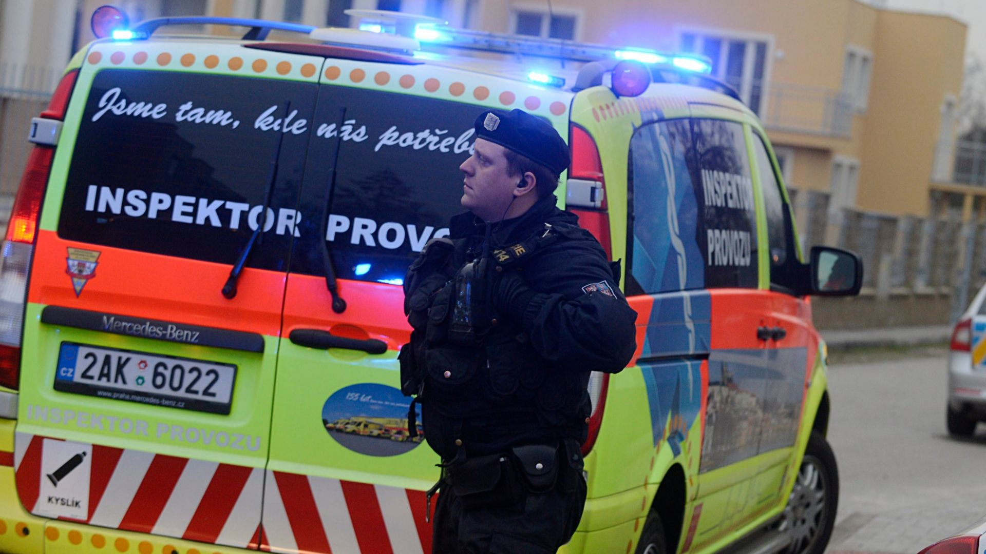 Снимка: Сръбски наемен убиец заловен в Прага