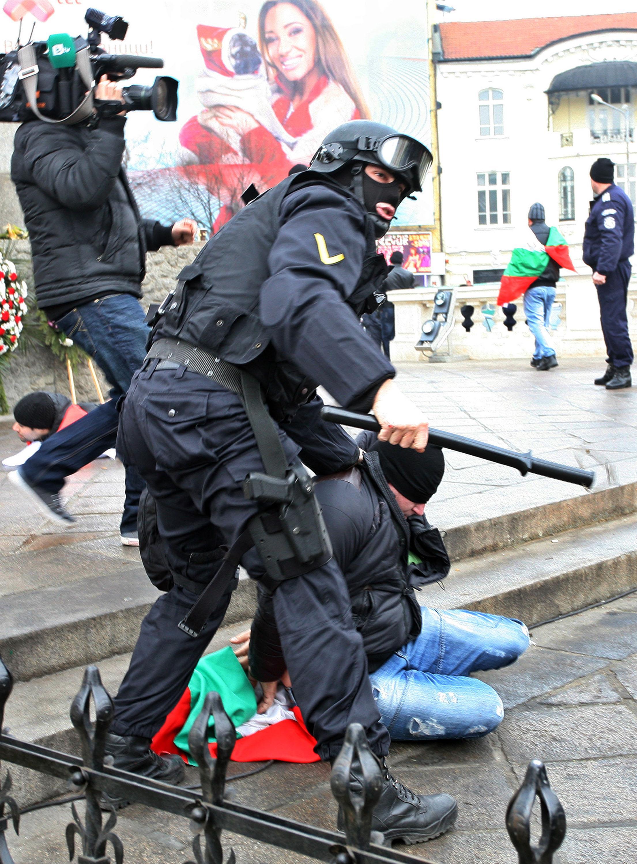 Бисер Миланов-Петното арестуван зрелищно (снимки)