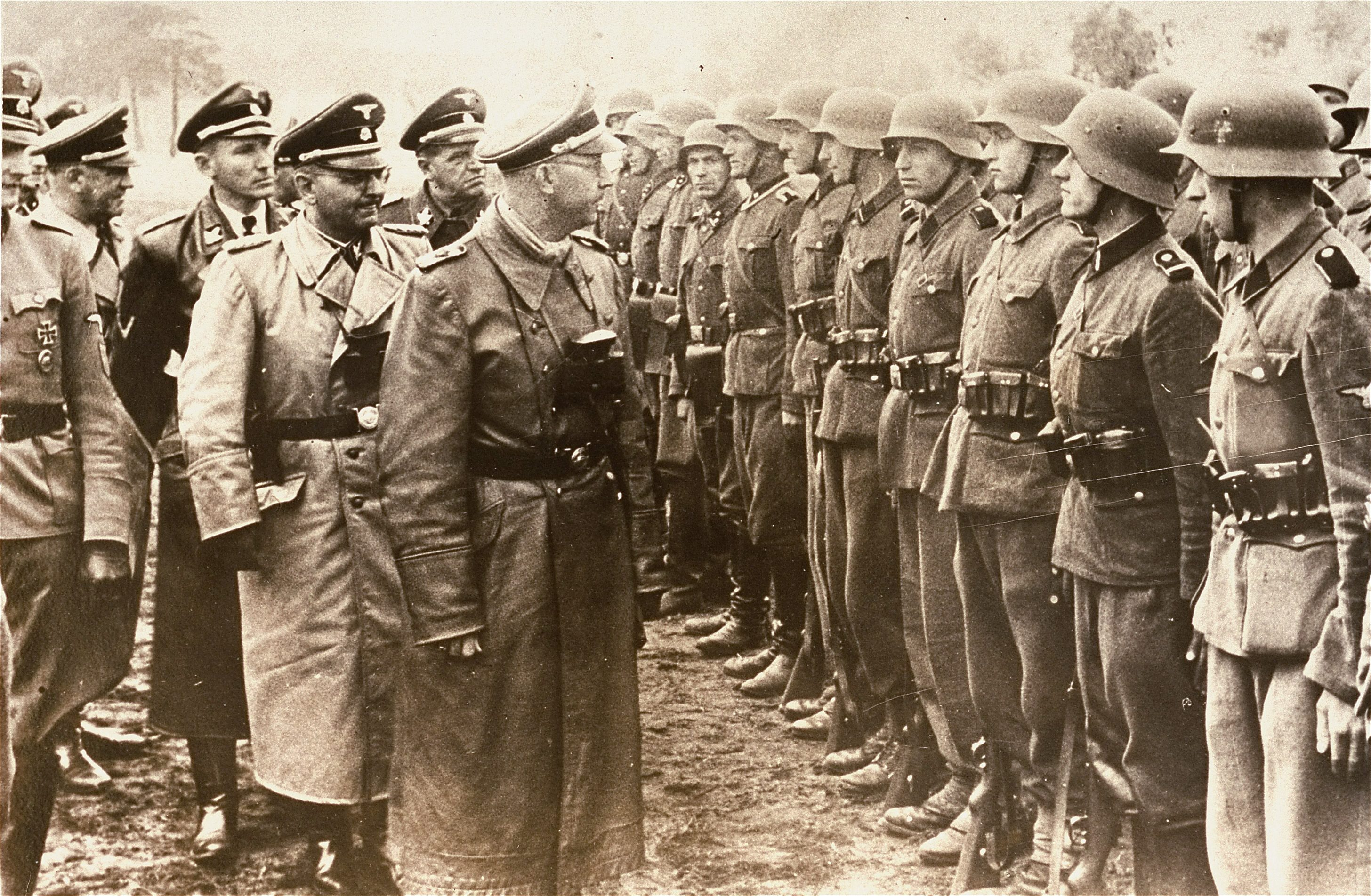 Писма на нациста Хайнрих Химлер са открити в Израел