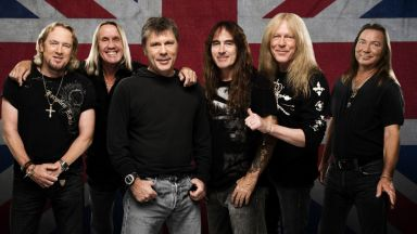 Подготвят ли Iron Maiden нов албум?