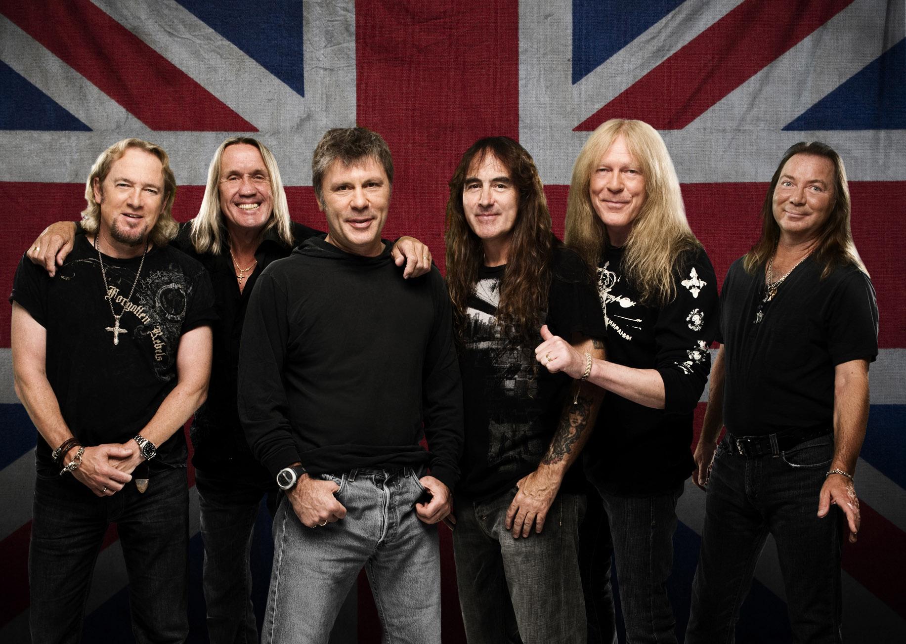 Айрън Мейдън (Iron Maiden)