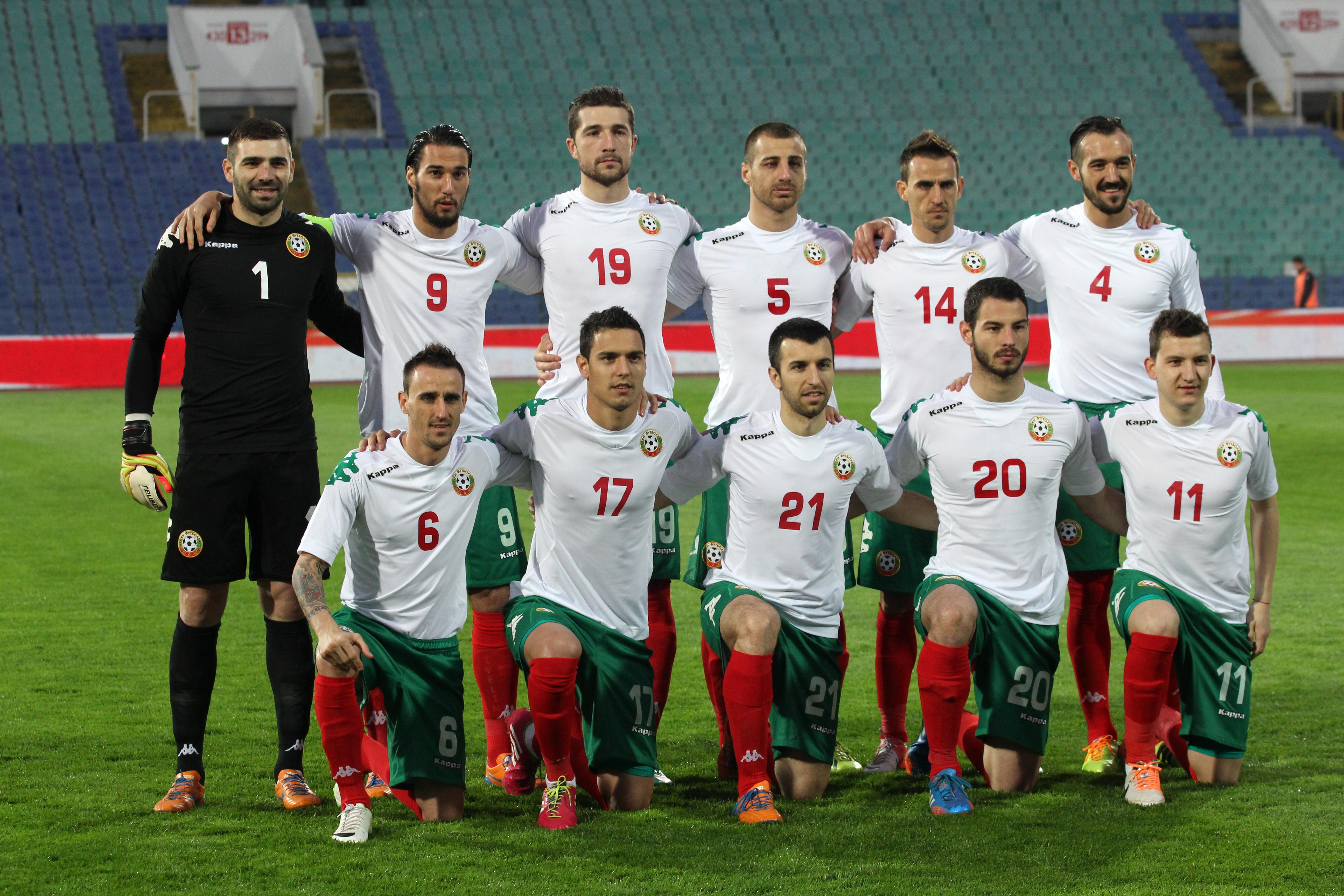 Националите по футбол прогресират с пет места