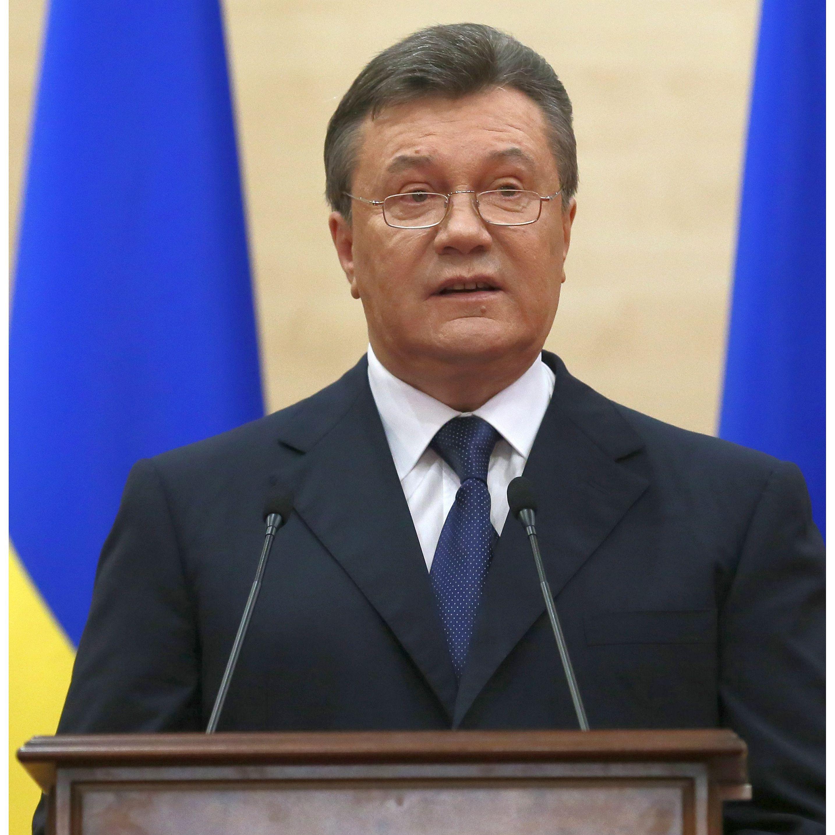 Киев конфискува €1,4 млрд. от Виктор Янукович