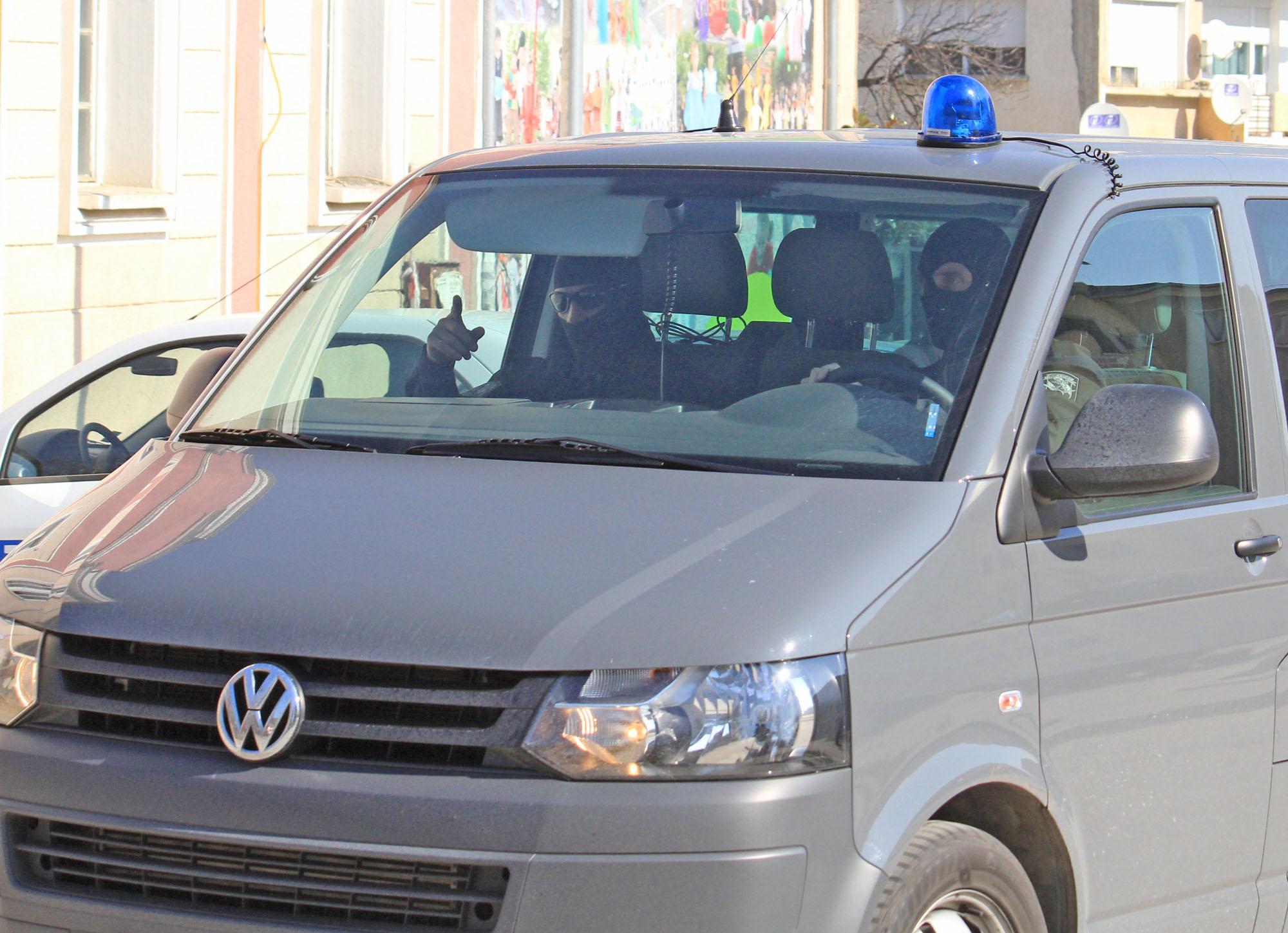 Стари учебни гранати вдигнаха на крак антитерористи в София