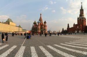 Срив на Руската фондова борса