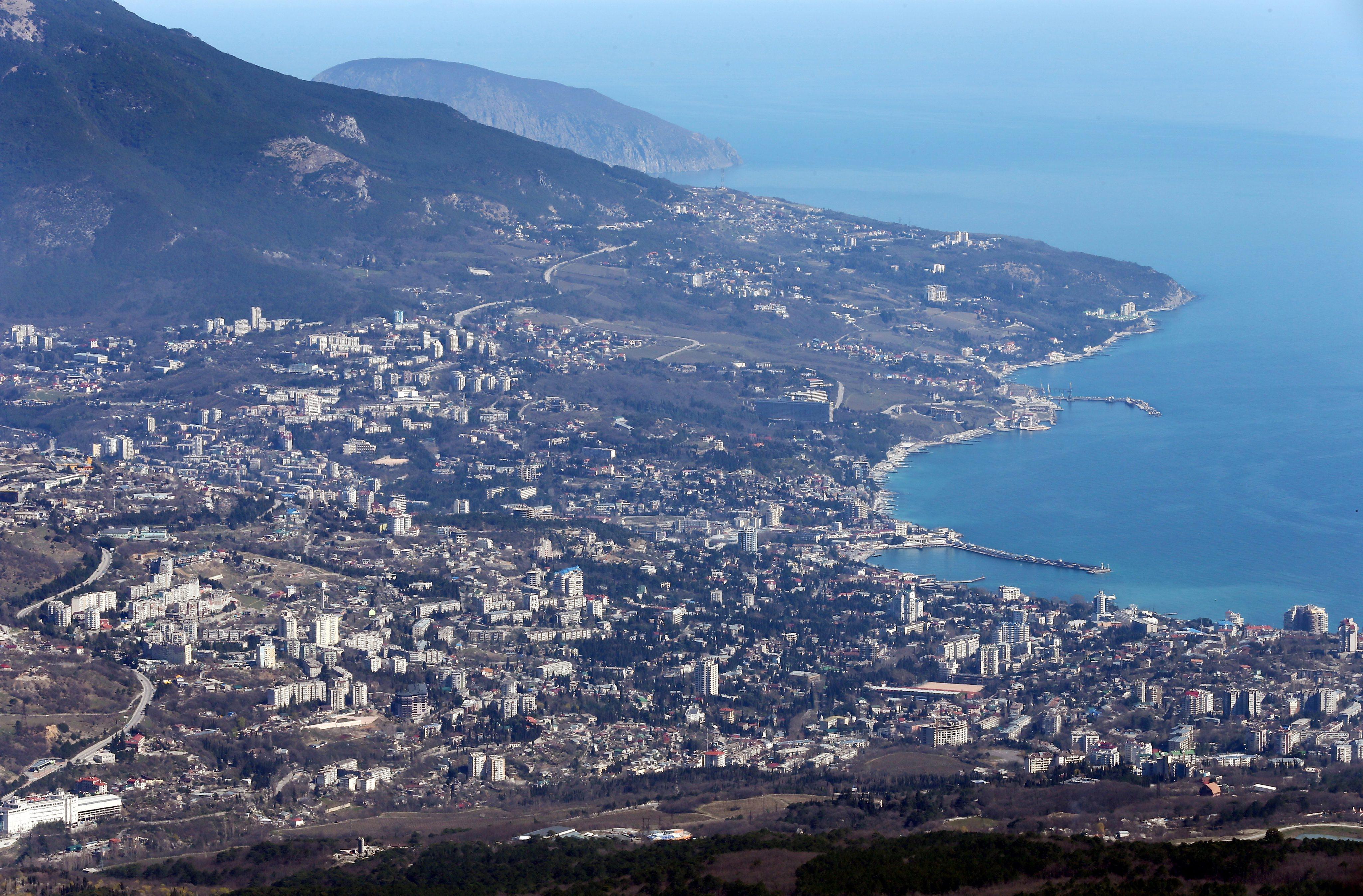 Обещаното благоденствие не настъпи в Крим
