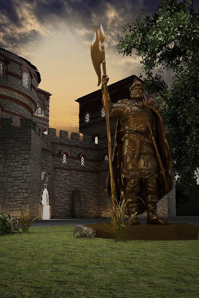 Строят исторически атракционен парк до Варна