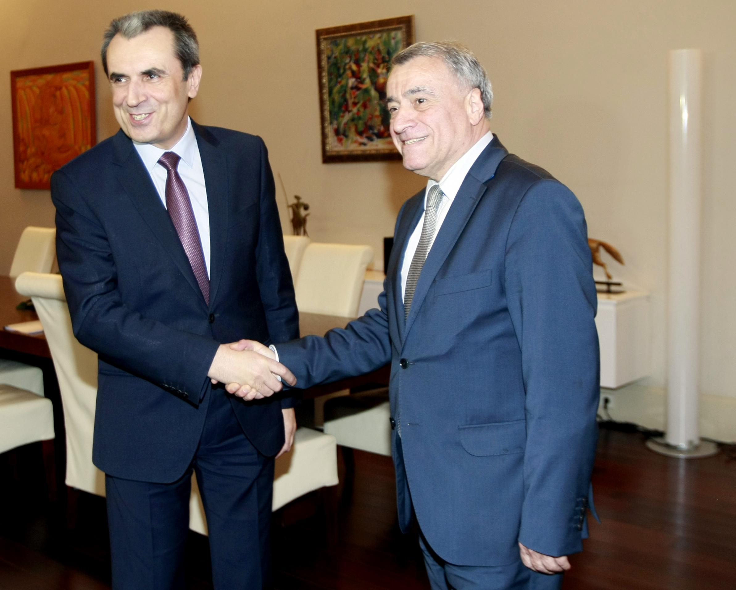 Само България извън трасето ТАП има договор за азерски газ