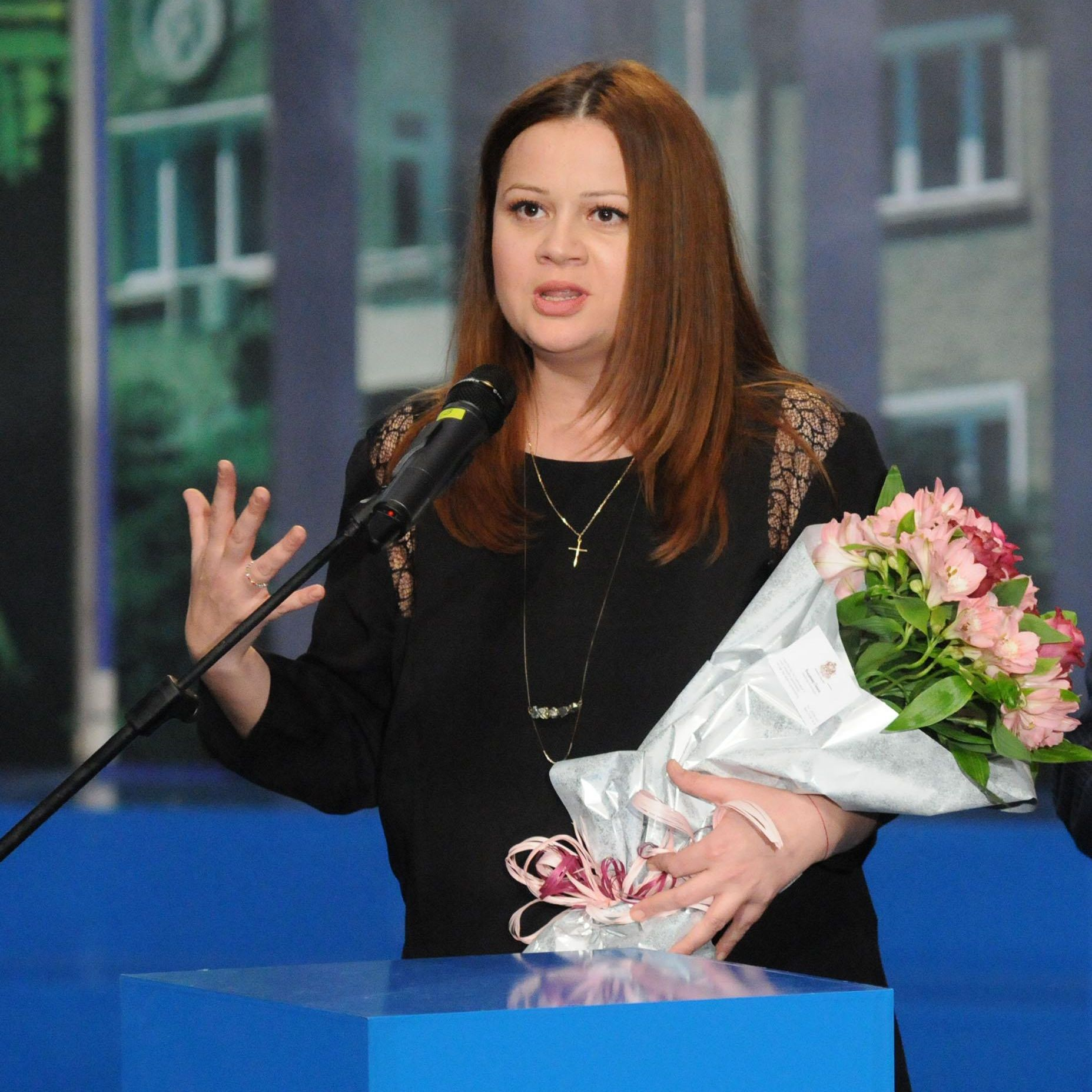 Анастасия Ингилизова се сдоби с втори син