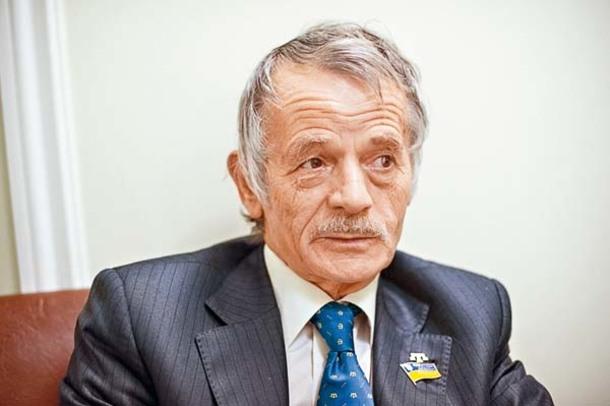 Сблъсъци между полиция и татари на кримската граница