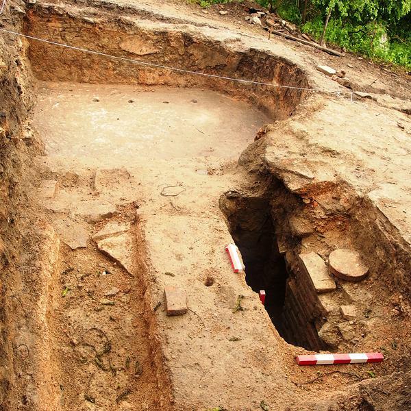 Нови находки от римско време край Троян (снимки)