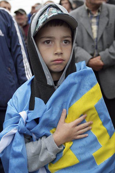 Кримските татари поискаха автономия
