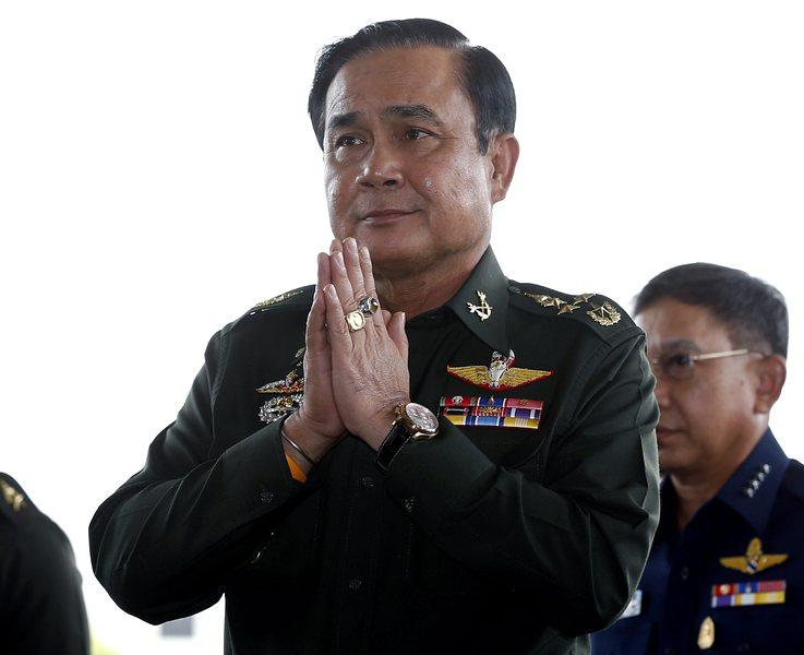 Резултат с изображение за Тайланд е извършен държавен преврат.