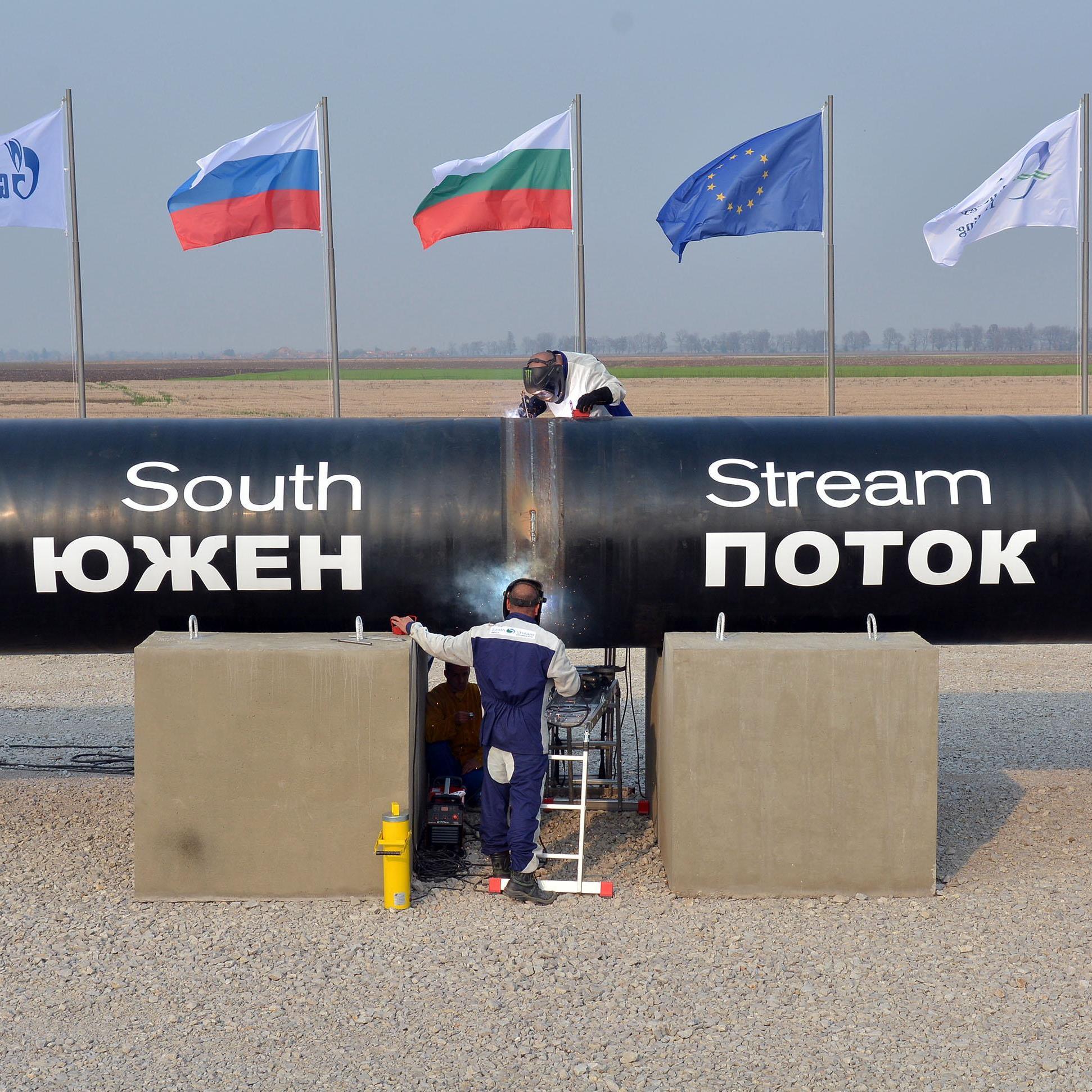 """Путин реши """"Южен поток"""" да бъде спрян заради България"""