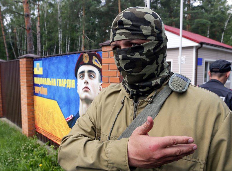 Бомбардирана луганската областна администрация