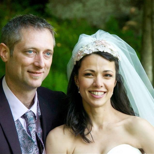 Адреналинката Ени се омъжи