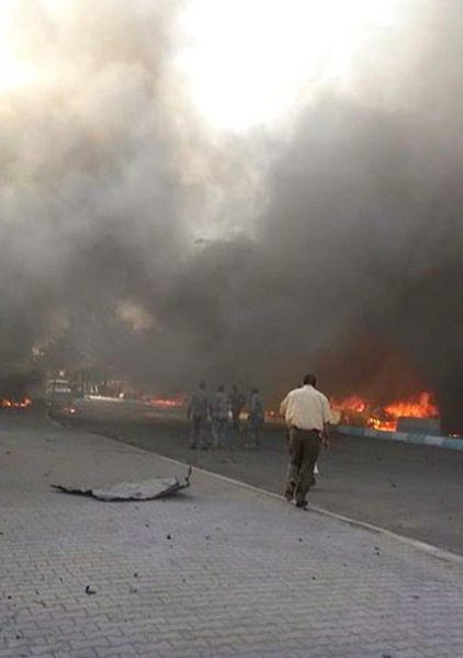 Джихадистите настъпват към Багдад