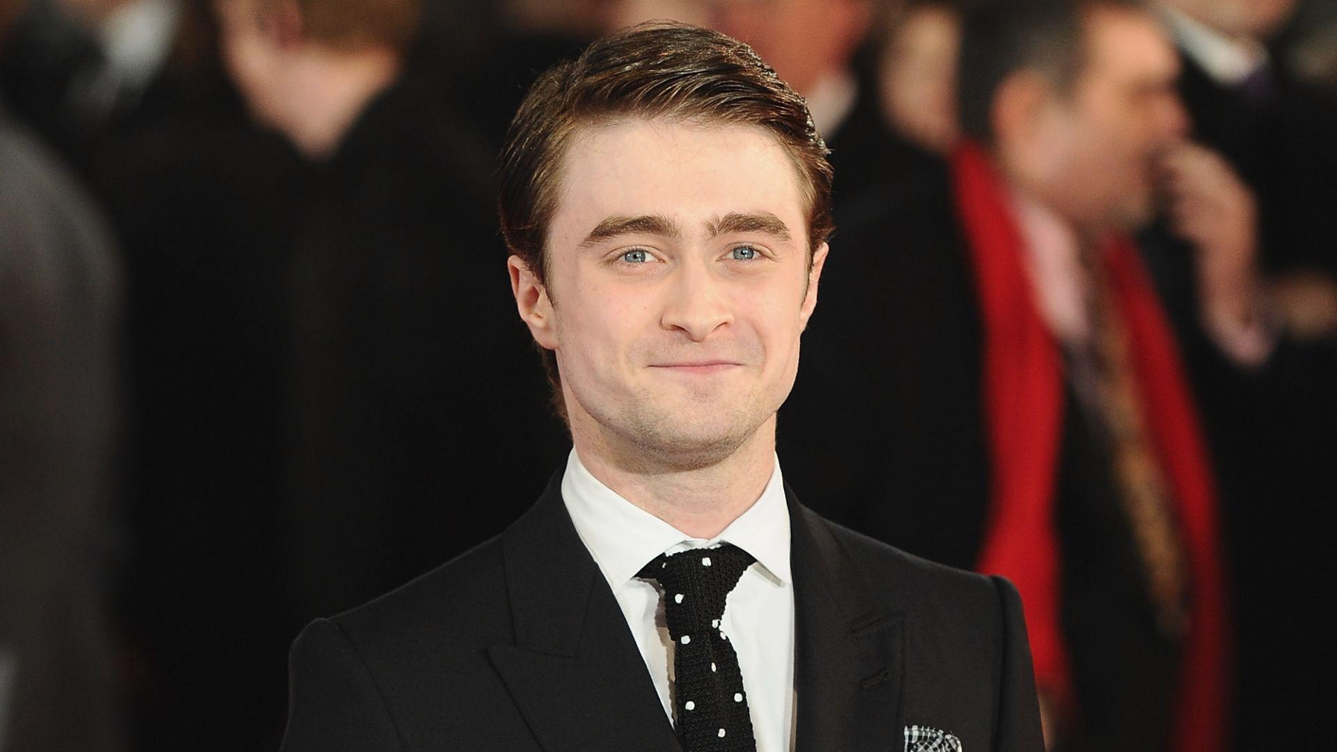 """Даниел Радклиф призна: Пиех много между снимките на """"Хари Потър"""""""