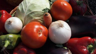 Цените на едро на храните скочиха с над 5%