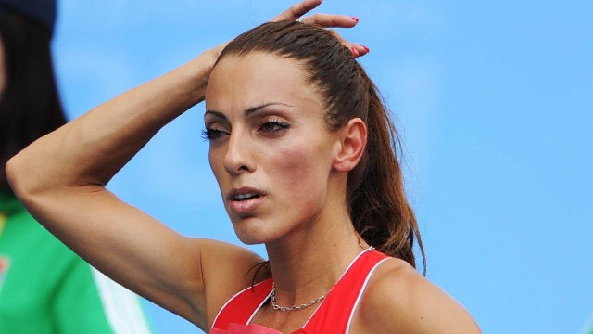 Ивет Лалова ще бяга само на 200 м