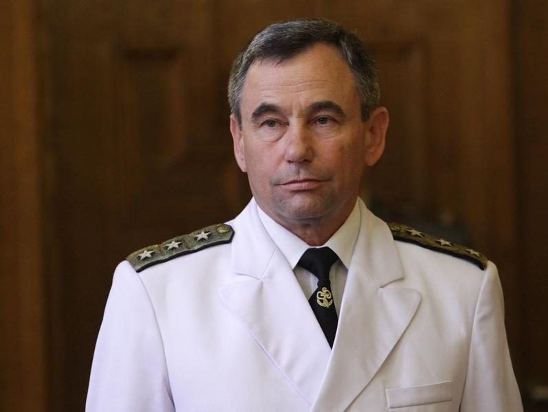 Румен Николов е новият началник на отбраната