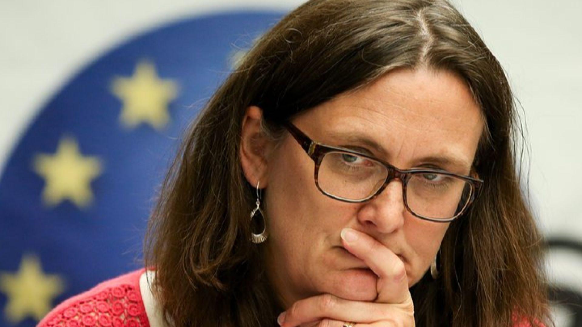 ЕС е готов да включи автомобилите при евентуална сделка със САЩ