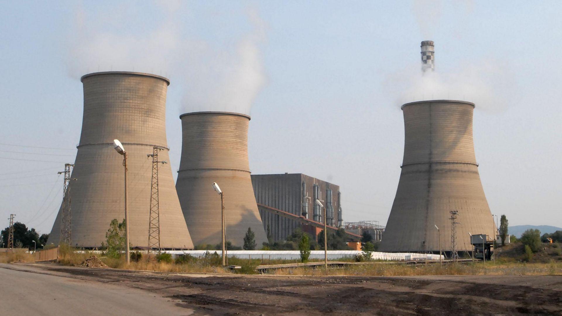 """ТЕЦ """"Бобов дол"""" ще изгаря и отпадъци, които не вредят на околната среда"""