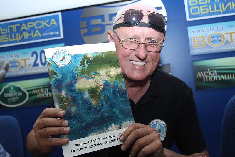 Околосветско плаване ще рекламира България