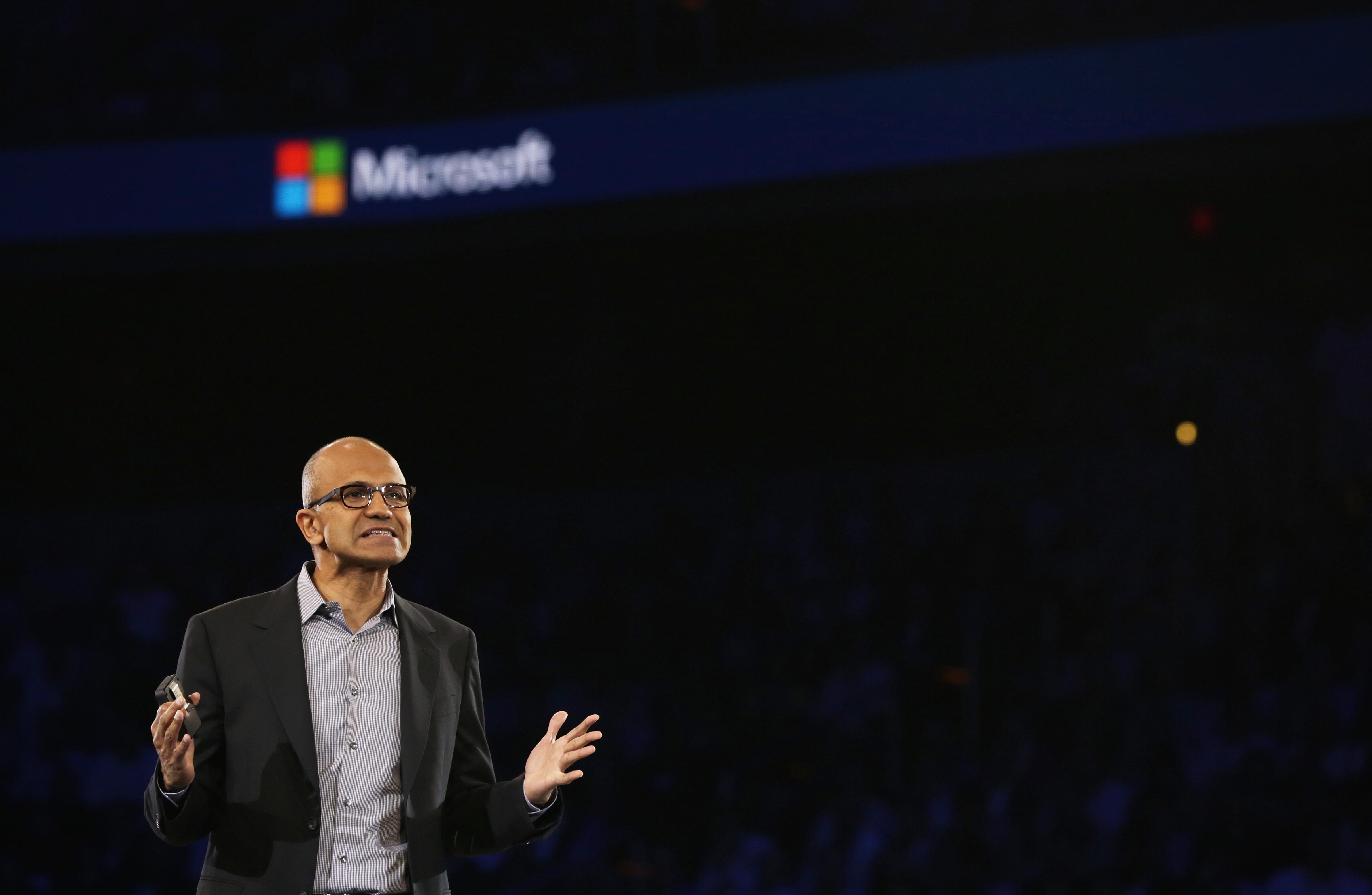Шеф от Майкрософт е избран за личност на годината от FT