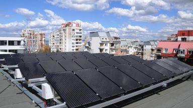 България изостава с монтажа на слънчеви панели по покривите
