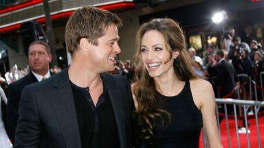 Брад Пит и Анджелина Джоли заровиха томахавката