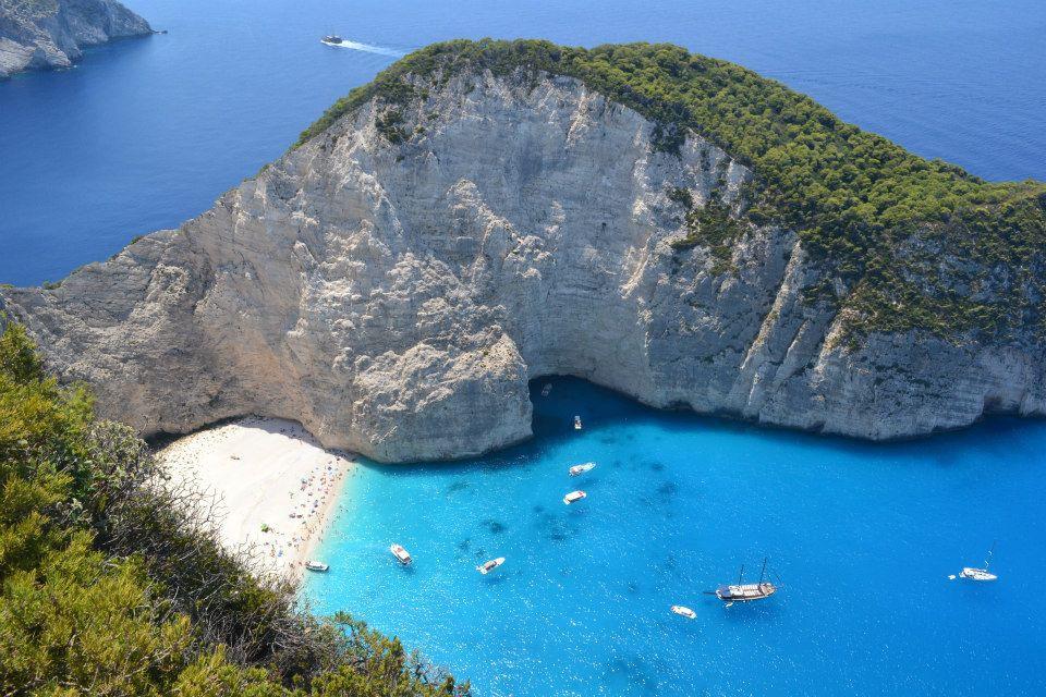 Земетресението преместило остров Закинтос