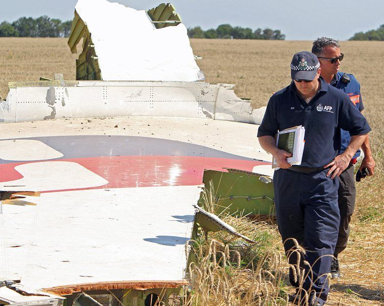 Малайзийският самолет бил свален от бунтовници в Украйна