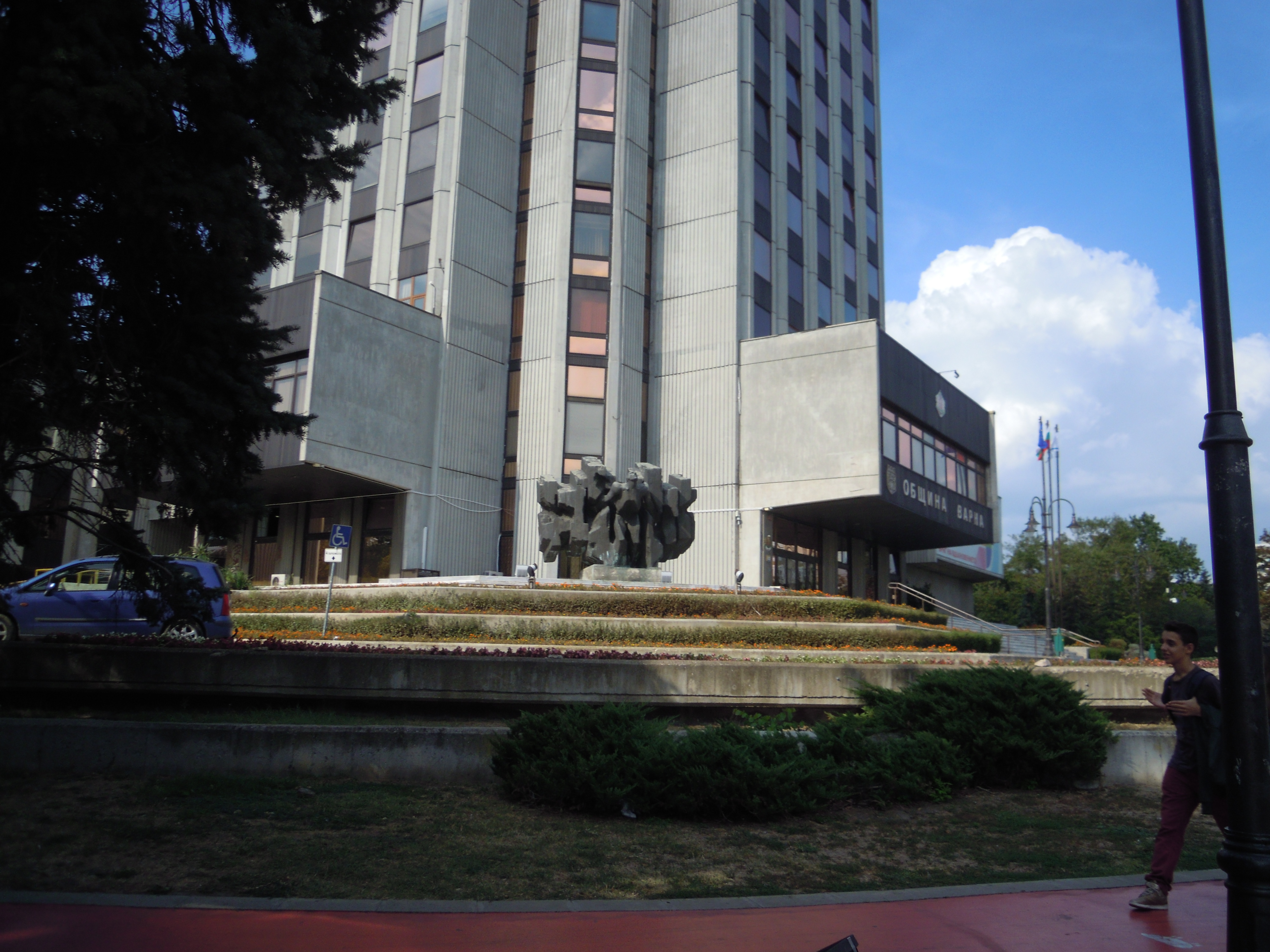 Серийни протести във Варна заради лоша инфраструктура