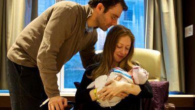 Челси Клинтън чака трето дете
