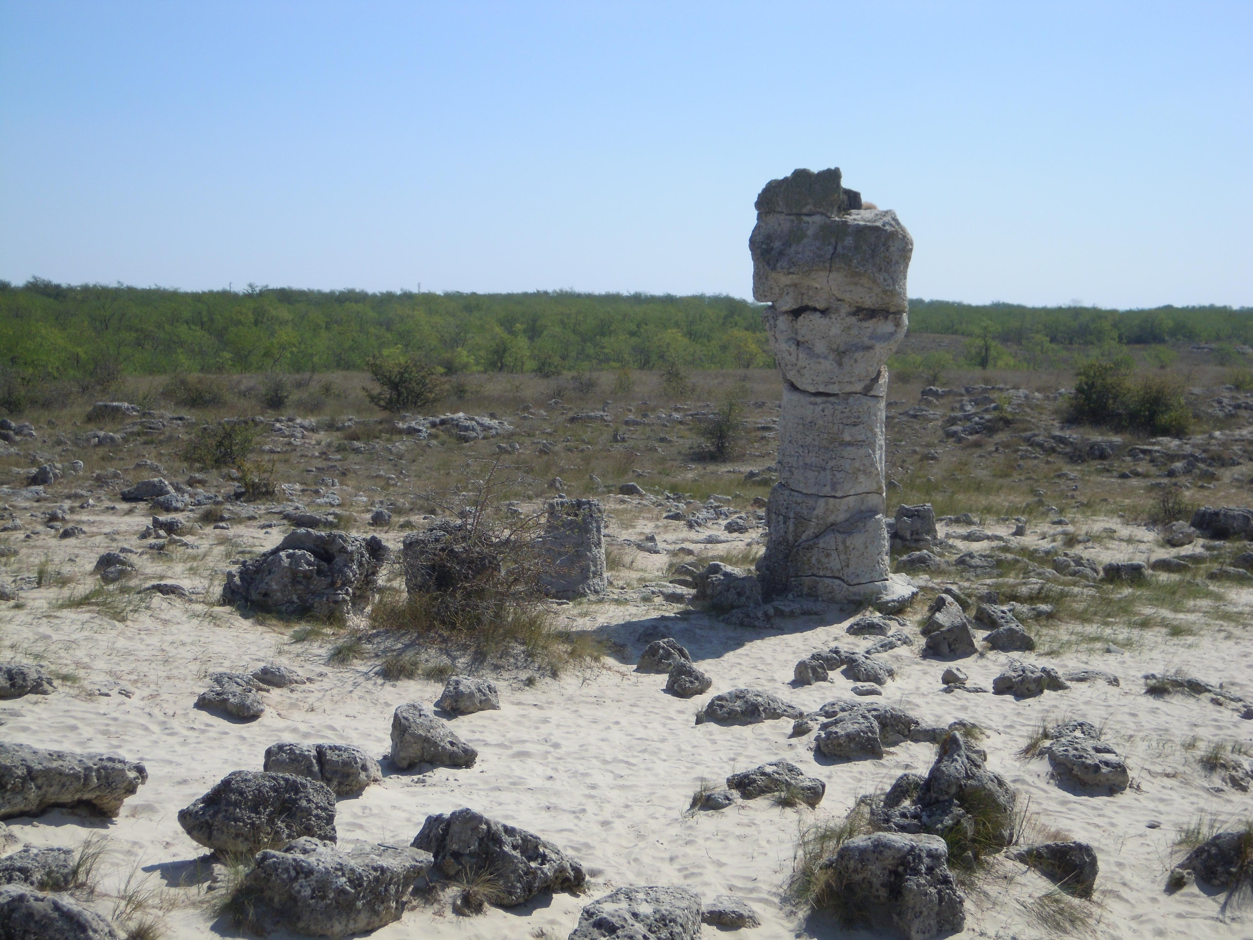 Туризмът в България тръгнал от Побитите камъни