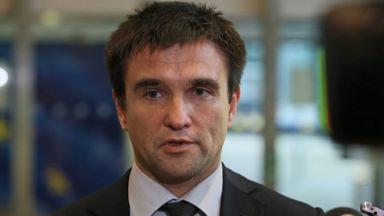 Украйна готова да денонсира споразумението с Русия за Азовско море, но изчаква