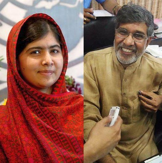 17-годишната пакистанка Маляля и индиец взеха Нобел за мир