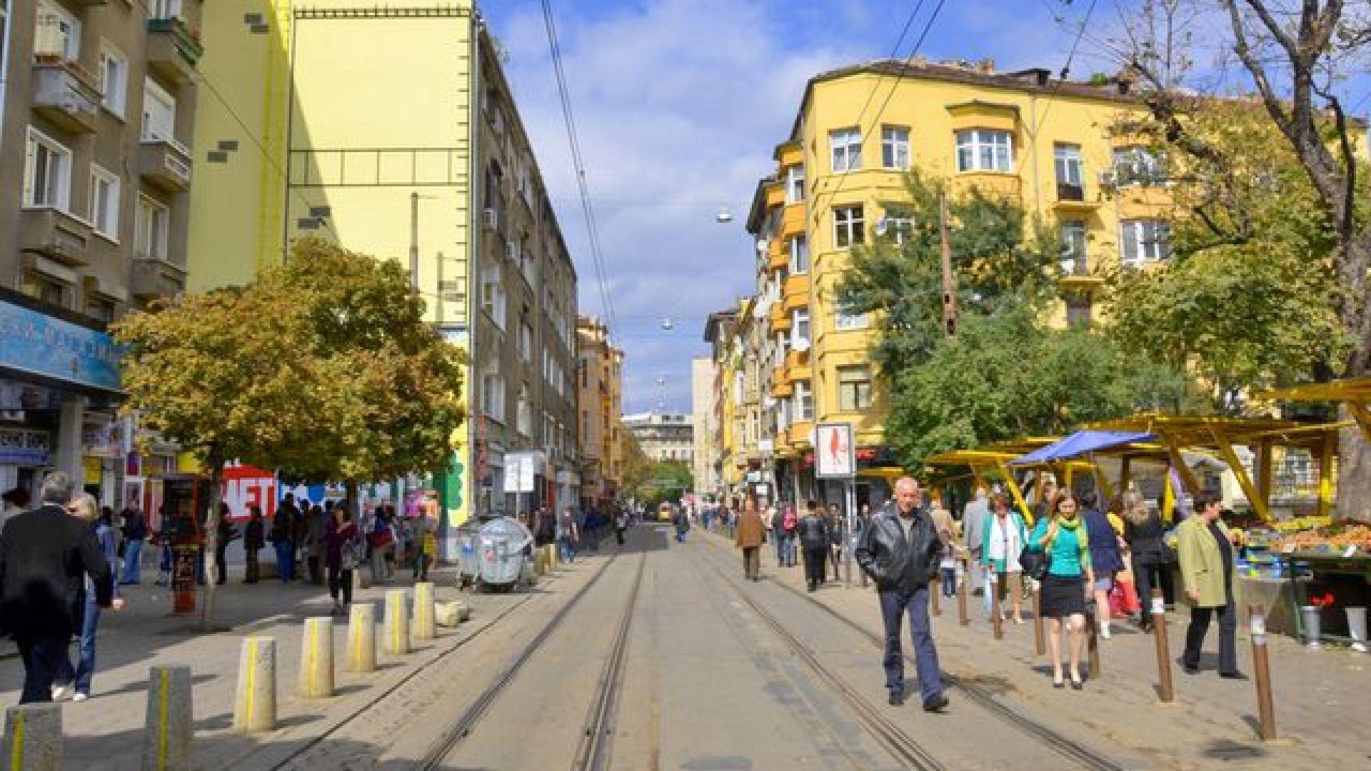 """Ремонтът на ул. """"Граф Игнатиев"""" в София започва на 8 май"""