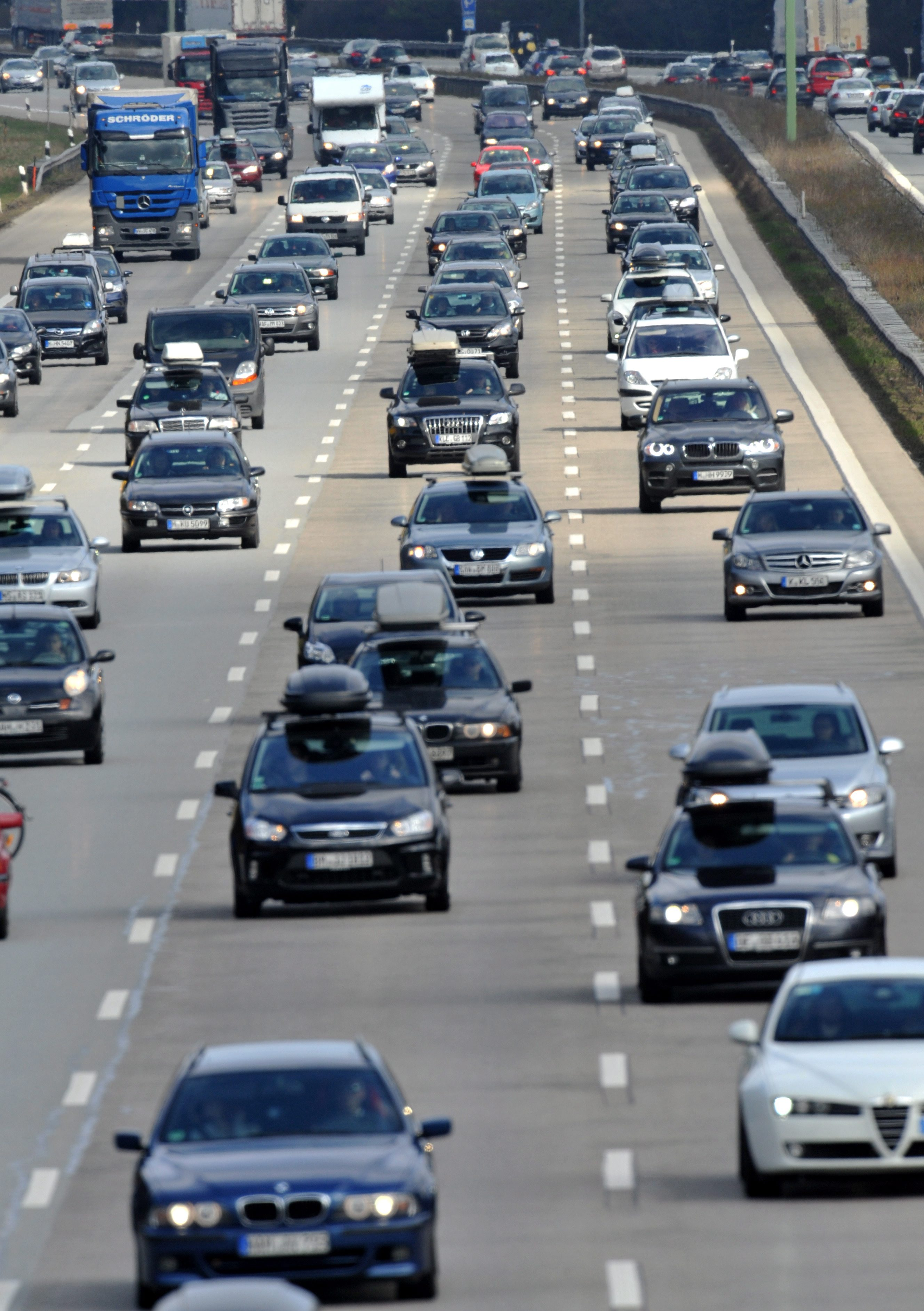 130 евро годишно магистрална такса в Германия