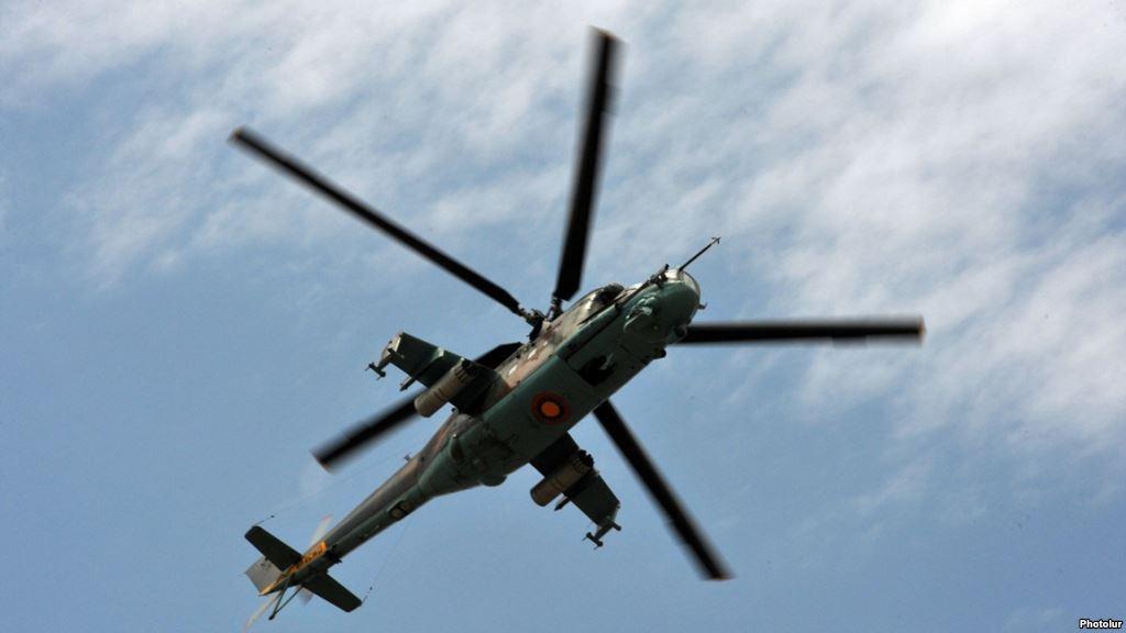 След като свали хеликоптер, Баку забрани полети над Карабах