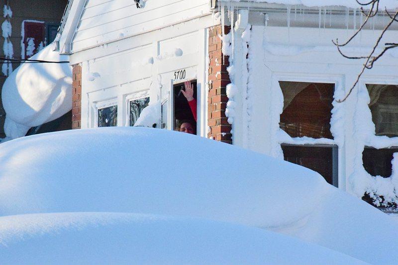 Глобалното затопляне - причина за снеговалежите в САЩ