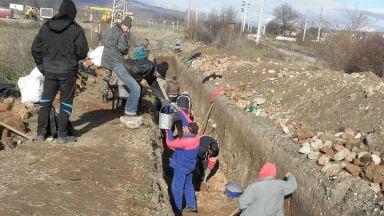 """Край на разкопките на """"Скаптопара"""" по трасето на АМ """"Струма"""""""