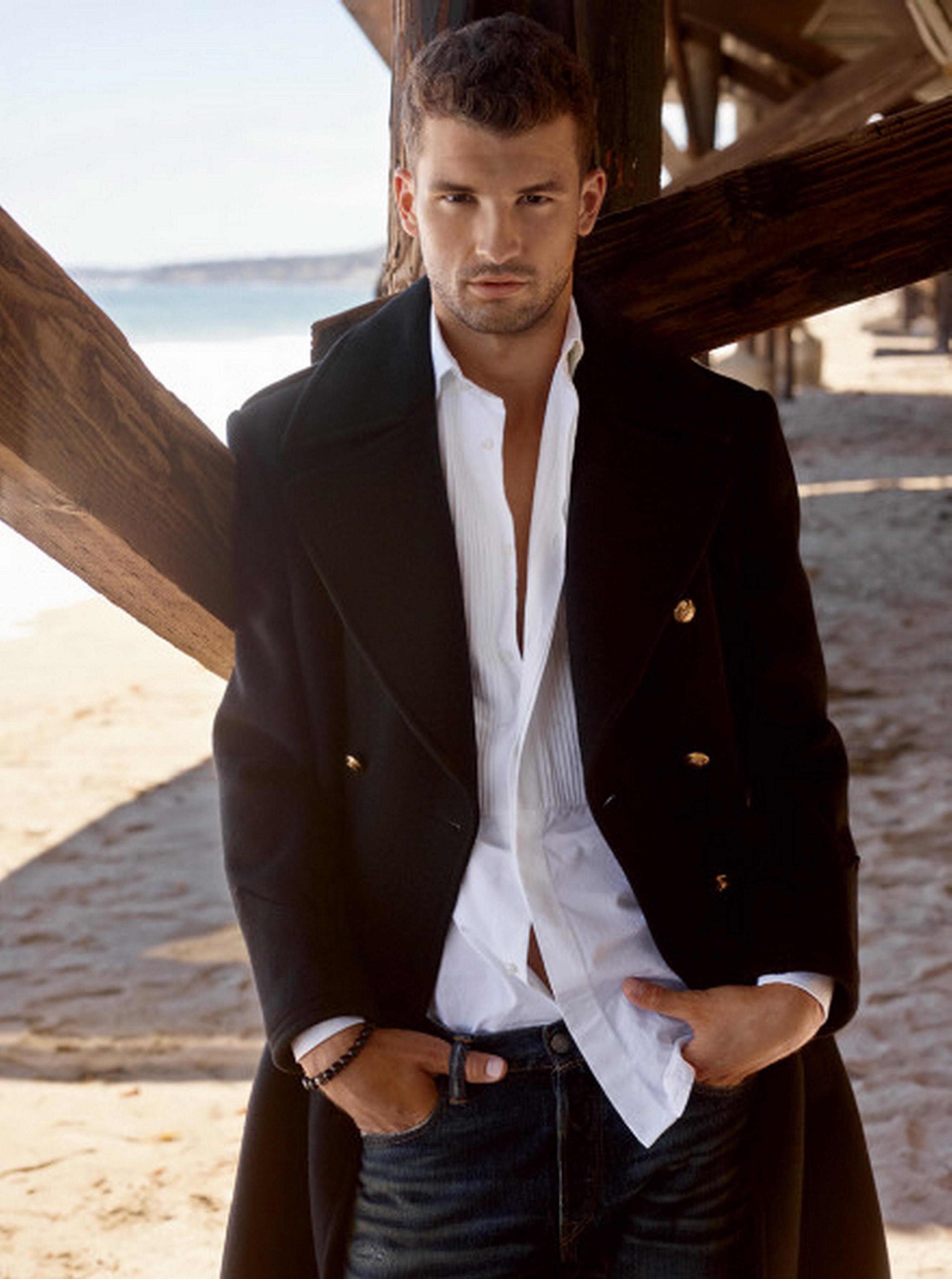 Григор Димитров е сред най-сексапилните мъже в света