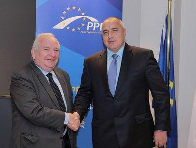 Борисов: Едни от най-дисциплинираните сме