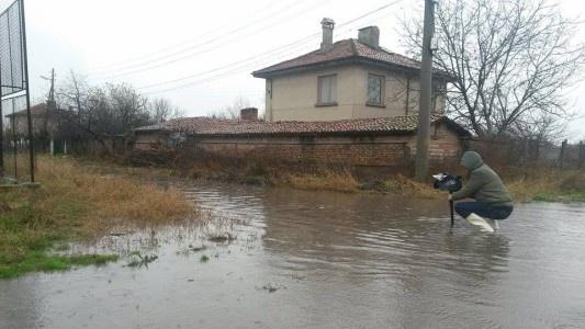 По-чести наводнения и суша