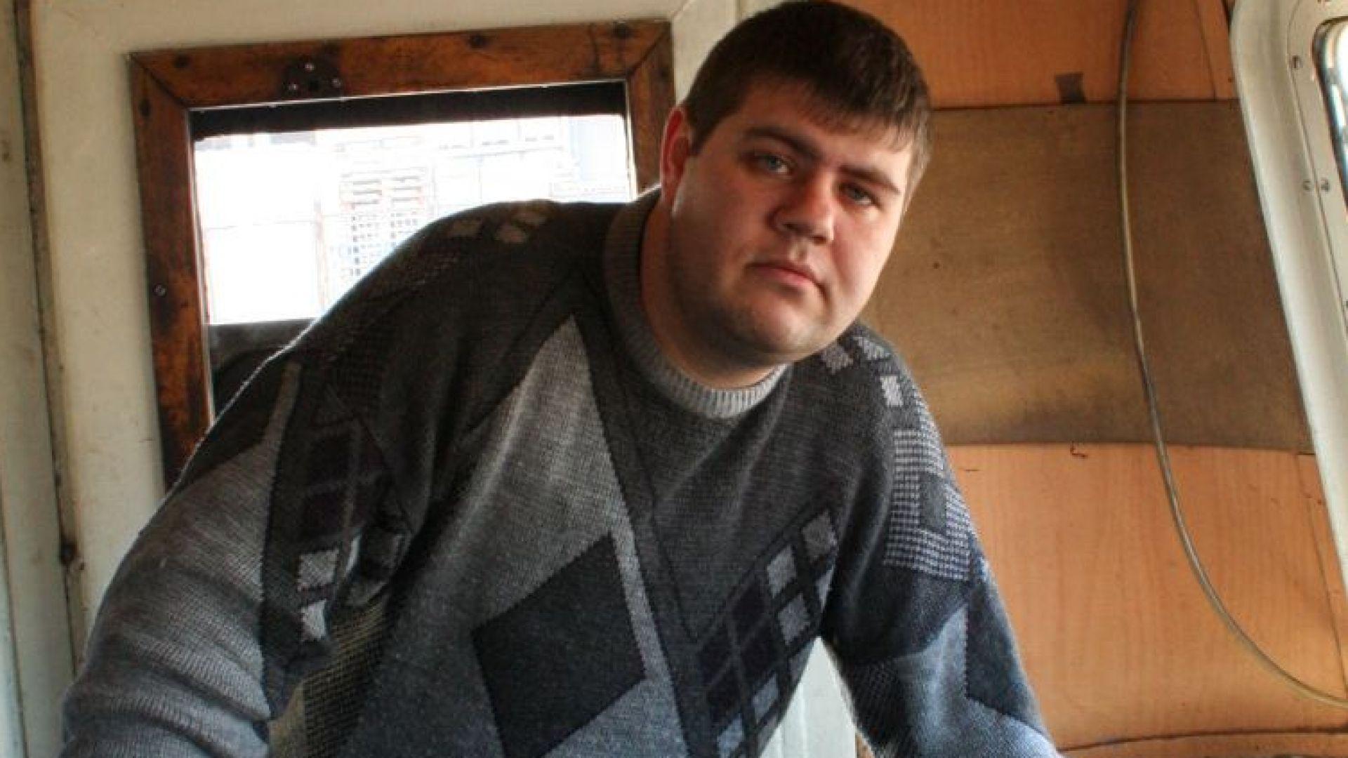 Машинистът от Кресна е същият, спасил 100 души след удар в горящ ТИР