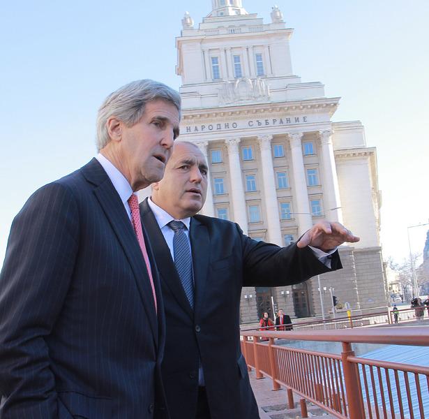 САЩ подкрепиха България за енергийна независимост
