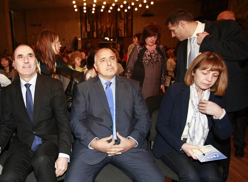 Борисов: Защо не се напънем и да сложим жена за президент